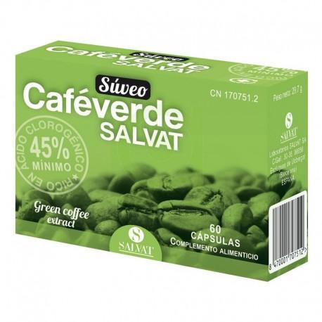 Café verde en cápsulas