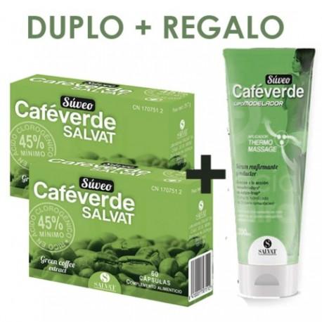 PACK promocional Café verde